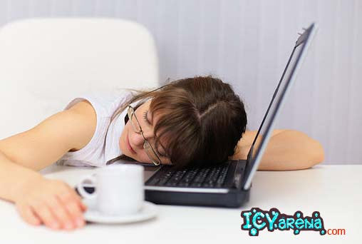 Prevent laptop or Pc going to automatic sleep mode while downloading